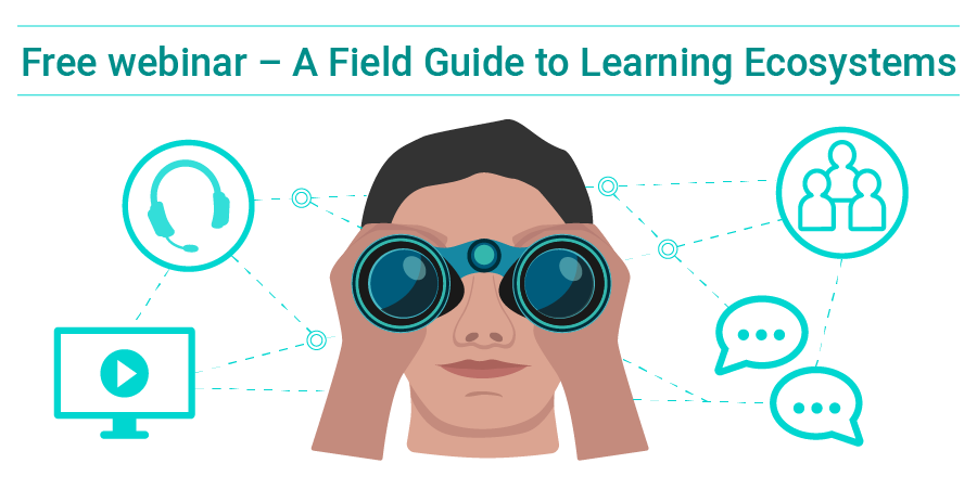 A field guide to learning ecosystems