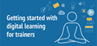 getting started with digital learning for trainers