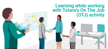 Totara OTJ activity Thumbnail