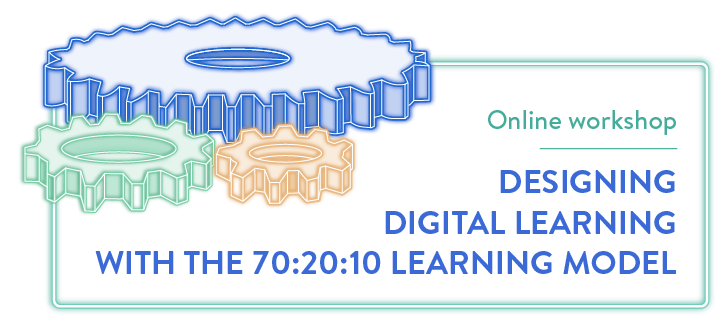 Designing digital learning with the 702010 learning modelThumbnail2x