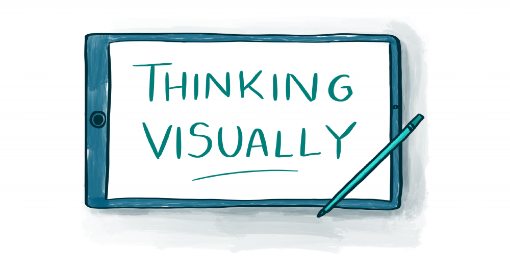 Thinking visually LinkedIn