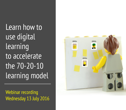 Learn how to use digital learning to accelerate